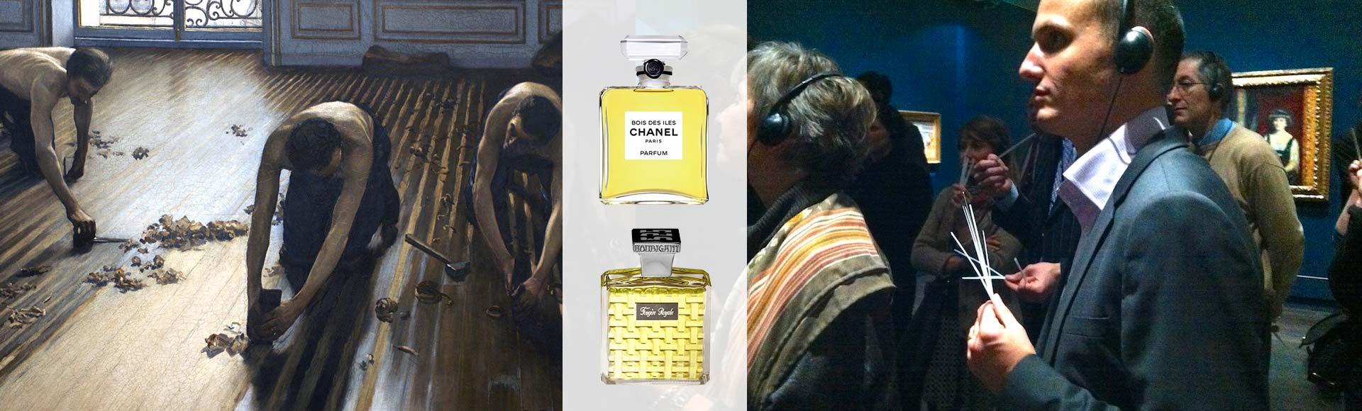 Des effluves et des œuvres - Musée d'Orsay