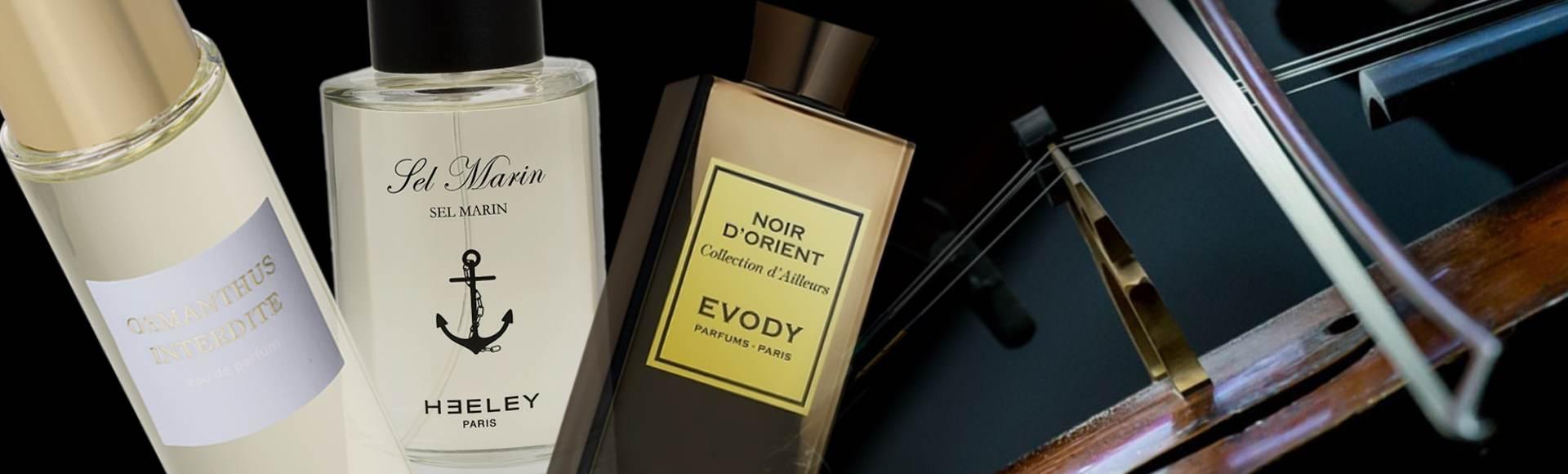 atelier musique et parfums
