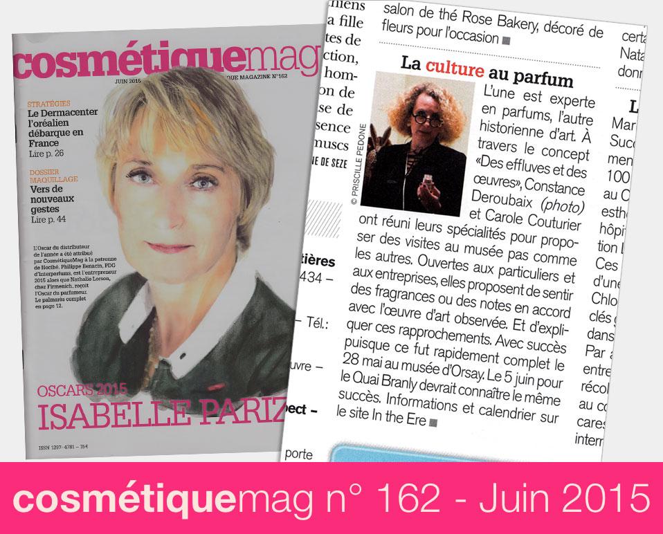 Cosmétique Mag n°162 - Juin 2015